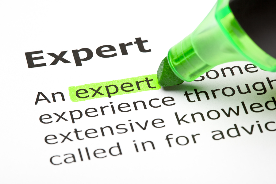 Image result for be an expert in your field