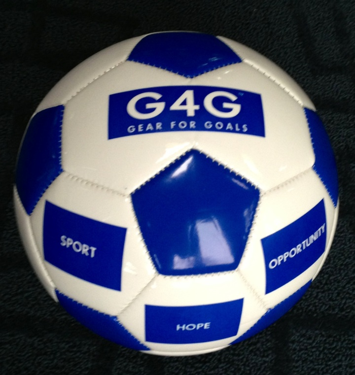 Purchase a sports ball, give the gift ofhope.