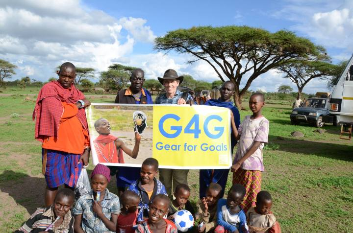 Giving Back the Greatest Gift of All; Northbrook Chiropractor Brings Hope to KenyanYouth