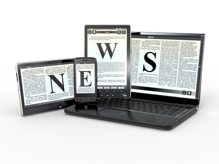 Simple tips for improving your online newsroom.